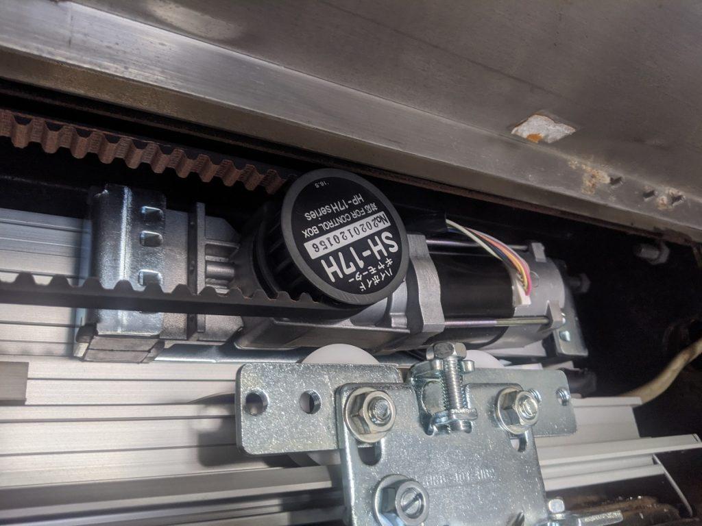 ソリックSH-17Hハイポイドモーター